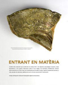 Cartell exposició Glòria Molina