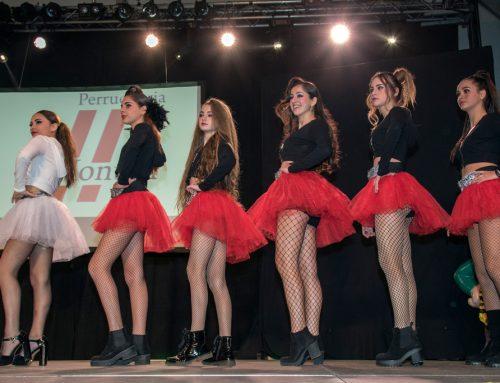 Desfilada de moda Festes de Sant Martí