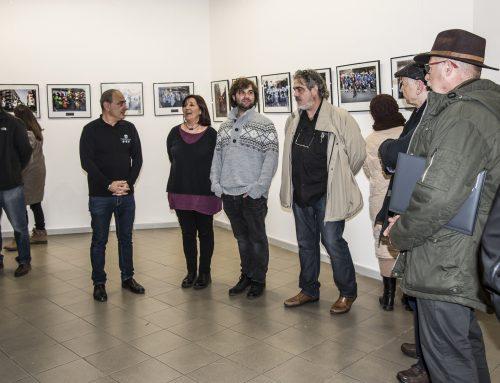 """Inauguració exposició """"Comparses de Carnestoltes"""" a Ripollet"""