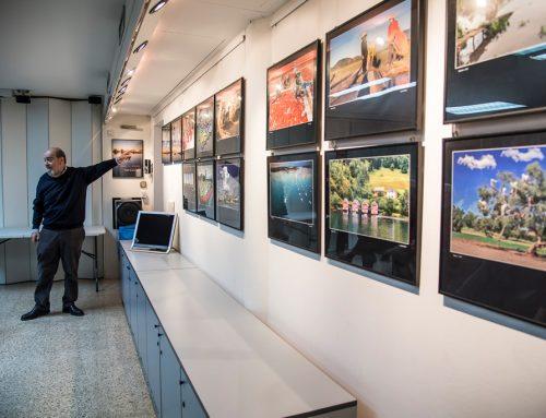Veredicte concurs social febrer i inauguració exposició Jaume Badia