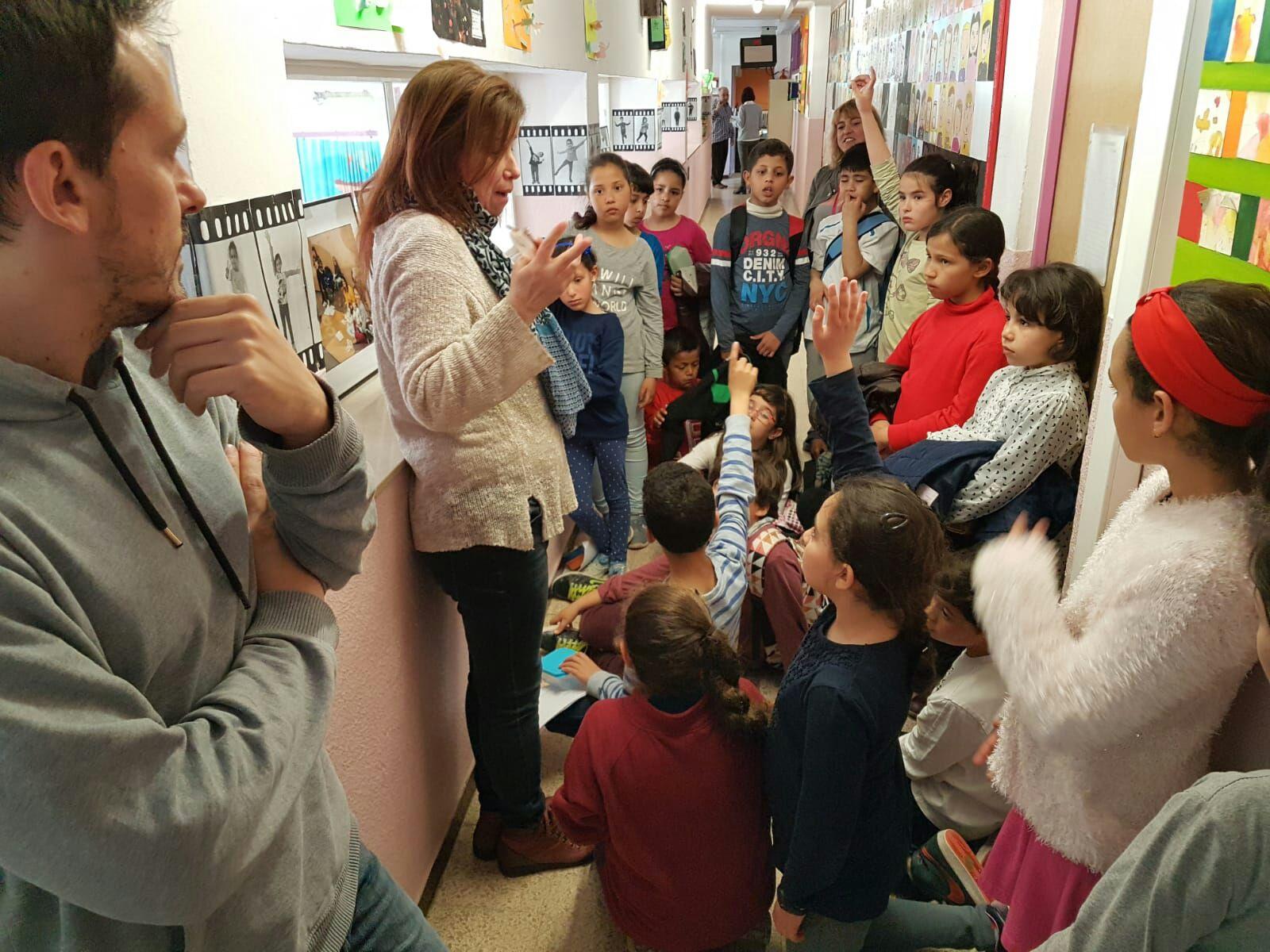 Exposició DONES a l'escola Marinada de Montornés