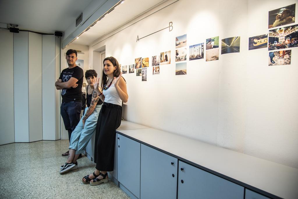 Veredicte social juny i inauguració exposició Joves al local social