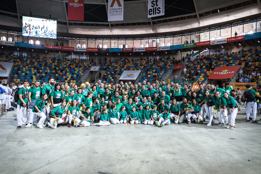 Reportatge Castellers de Cerdanyola