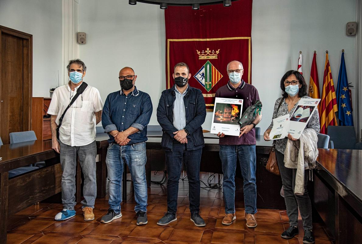 Lliurament premis concurs Sant Jordi