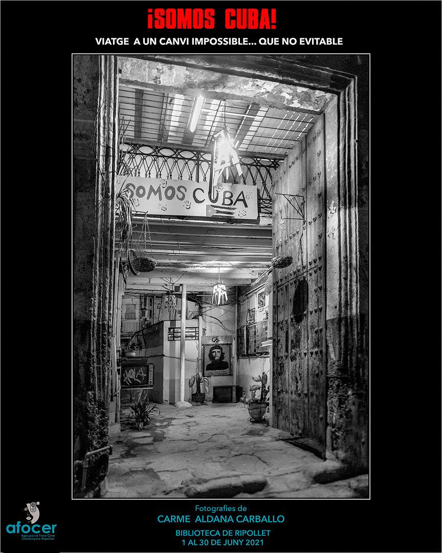 Exposició Somos Cuba de Carme Aldana