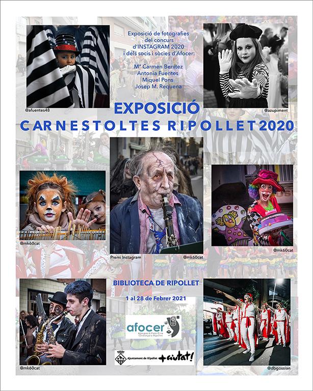 Exposició Carnestoltes 2020