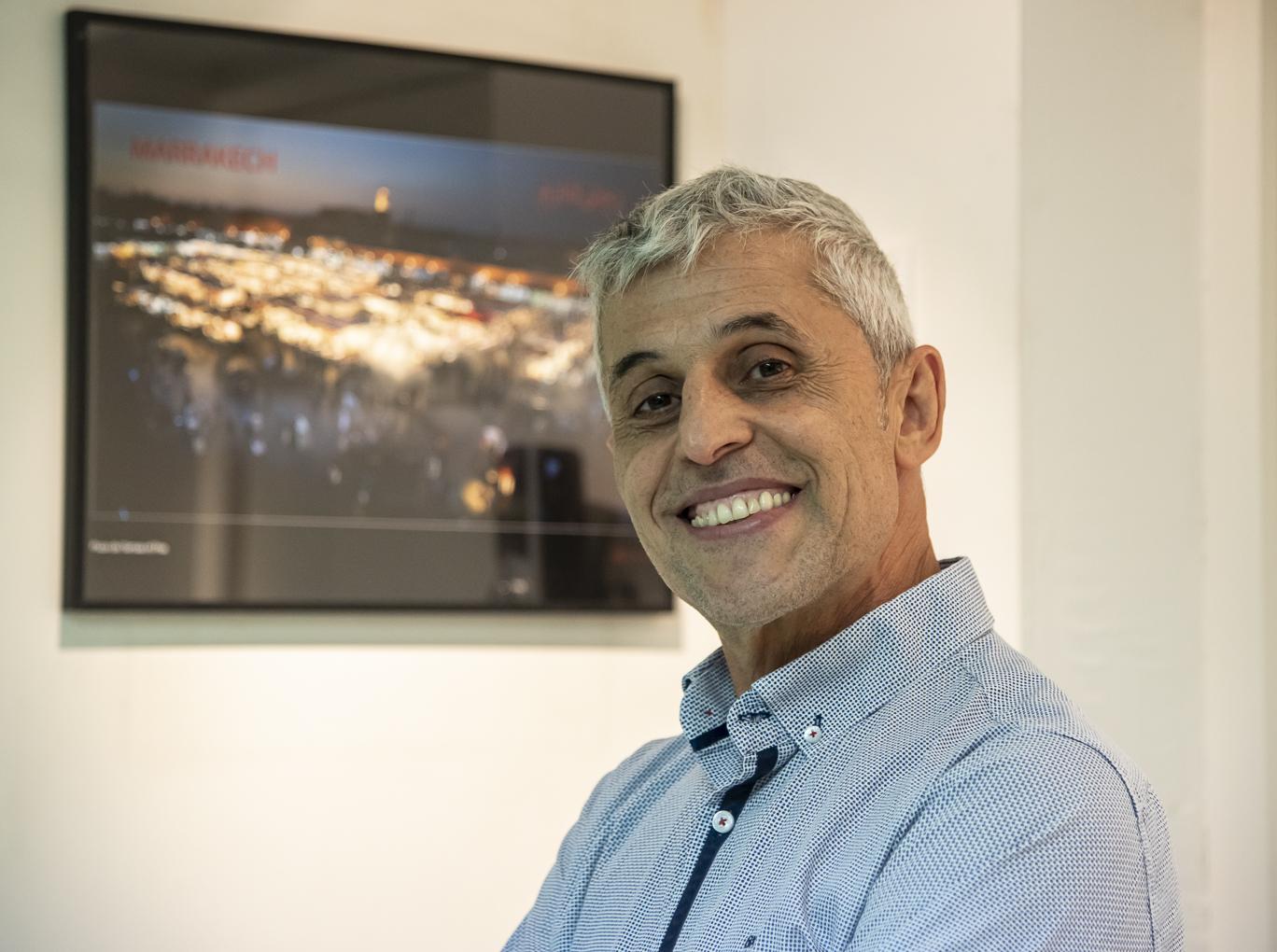 "Veredicte concurs social octubre i inauguració exposicio ""Marrakech"" de Carlos Seisdedos"