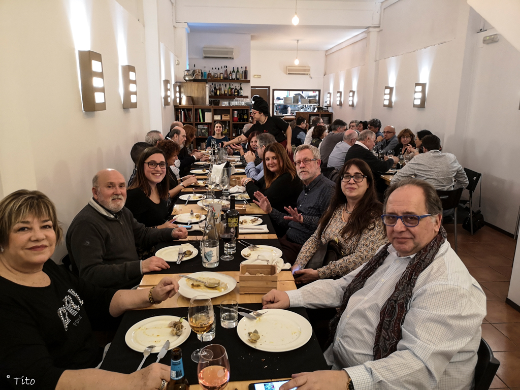 Sopar de germanor 2019