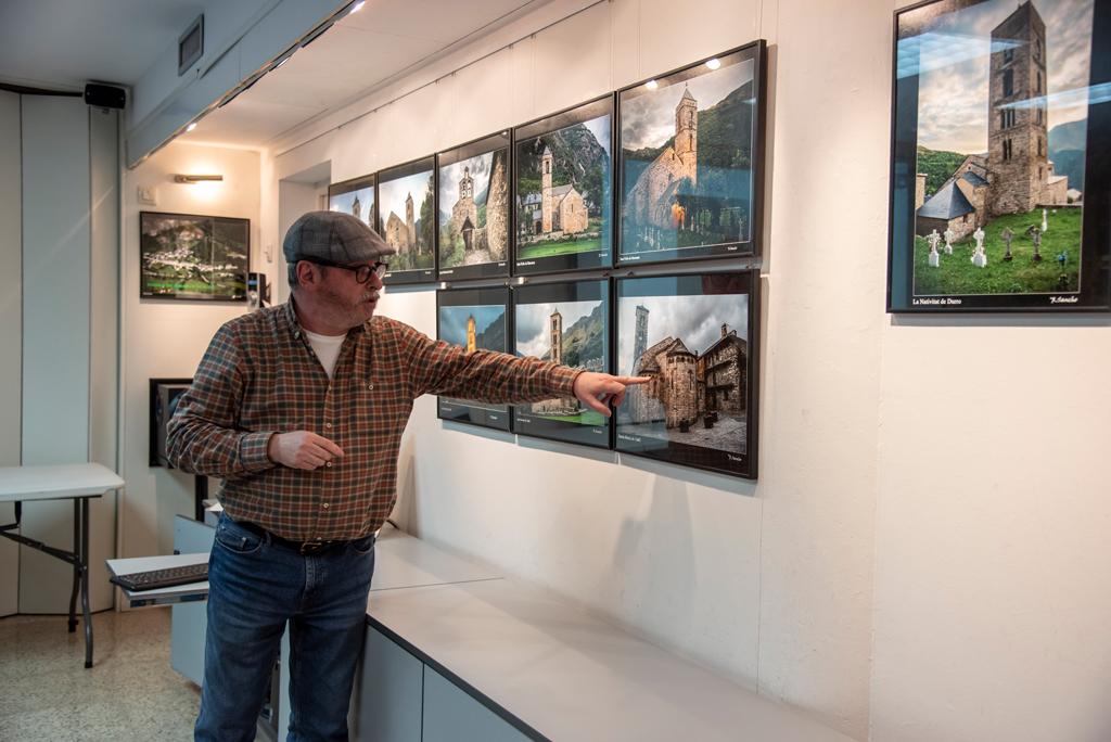 Veredicte concurs social febrer i inauguració exposició de Ricard Sancho