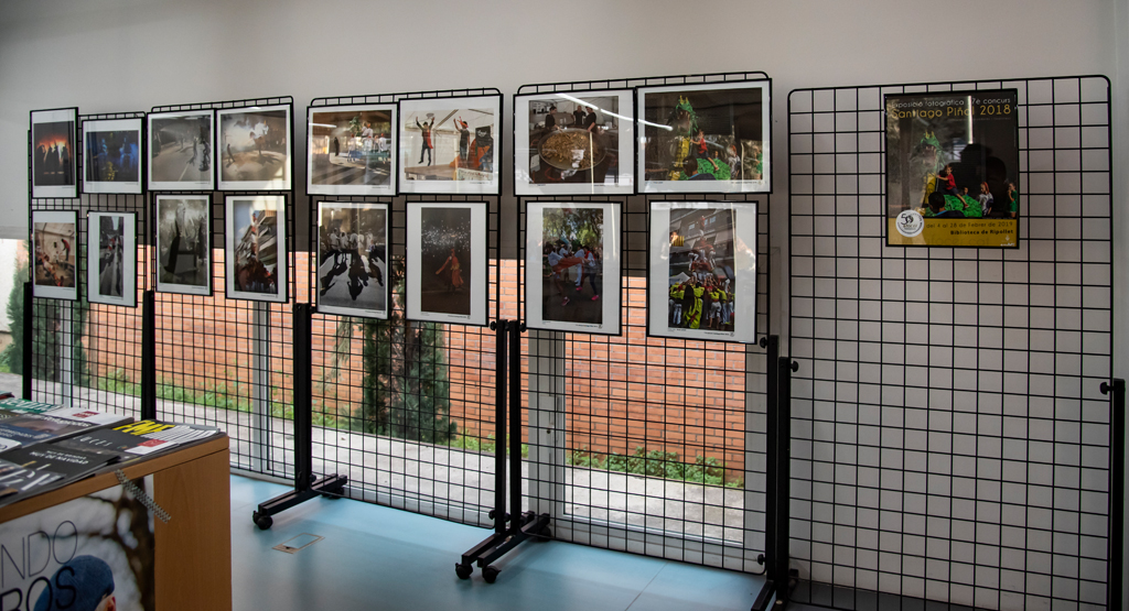 Exposició fotos concurs Santiago Piñol 2018