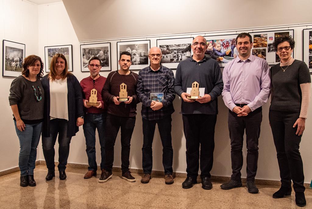 Lliurament premis Aplec Sant Iscle i inauguració exposició