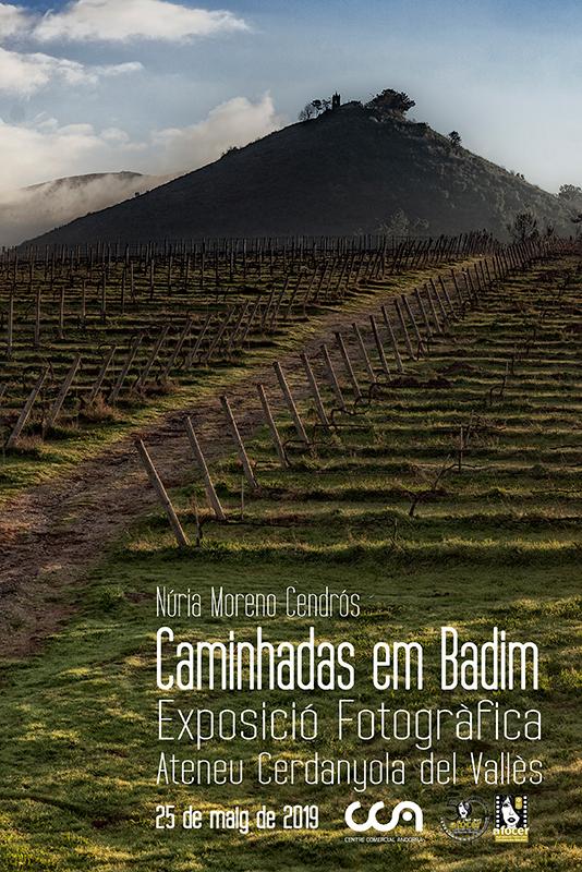 Cartell exposició MNuria Moreno