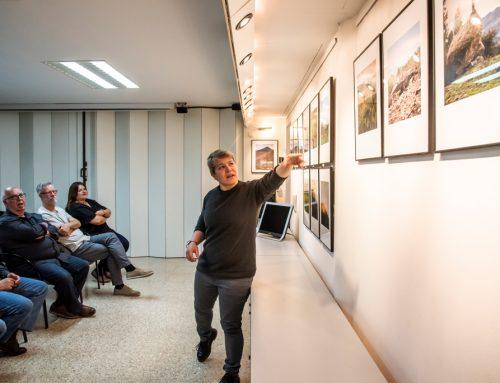 Veredicte social maig i inauguració exposició Mª Núria Moreno