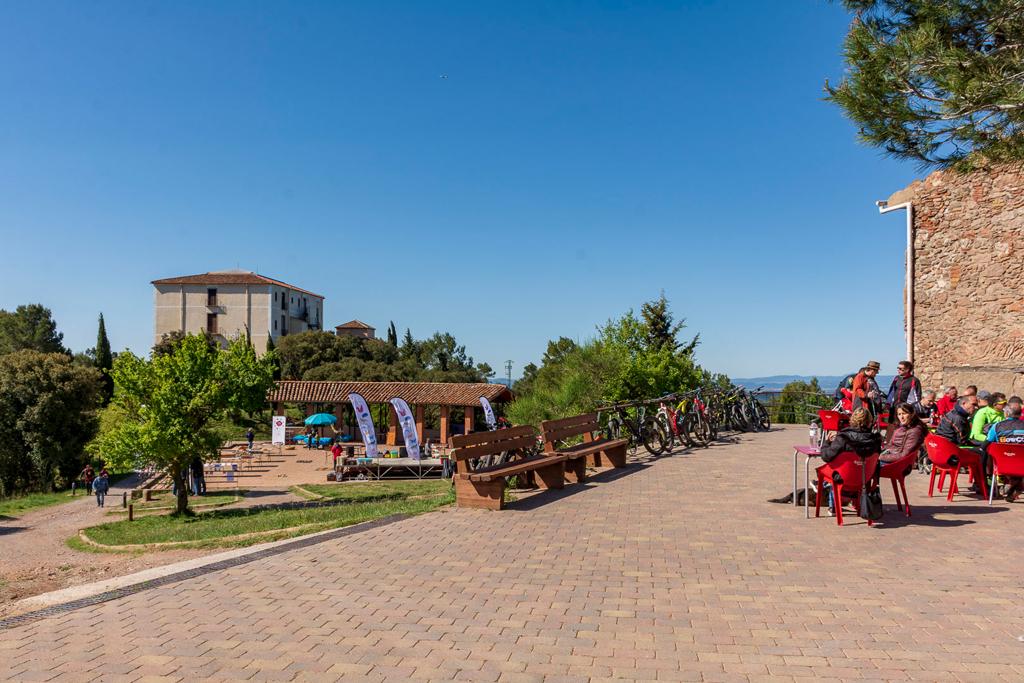 Viu el Parc en el Parque Natural de Sant Llorenç del Munt i l'Obac