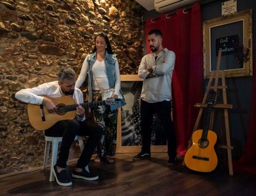 Exposició de flamenc de l'Edu Alegre