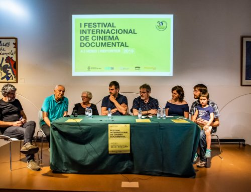 Presentación Festival Internacional de Cinema documental