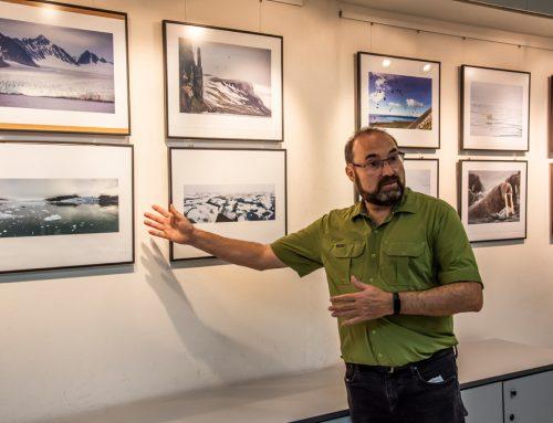 Concurso social septiembre y inauguración exposición Oriol Muntané