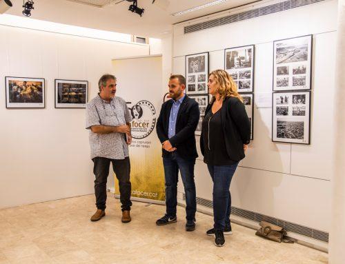 Inauguración exposición Photoreporter