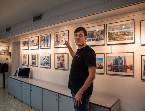 Inauguració exposició Ricard Boixeda