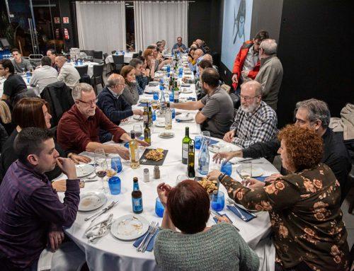 Cena de socios y entrega de premios de los concursos sociales del 2019