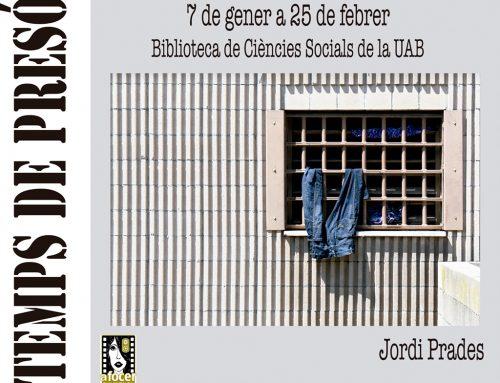 Exposició Temps de presó, de Jordi Prades