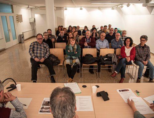 Asamblea anual de socios