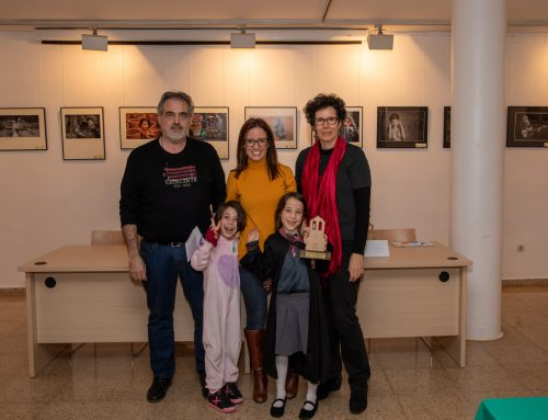 Entrega premios Aplec Sant Iscle y inauguración exposición