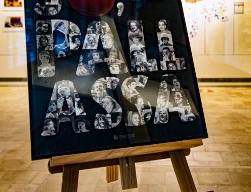 Exposición Yo,Payasa en la BCC