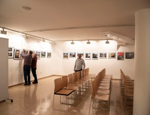 Exposición fotografías Aplec de Sant Iscle y Pere Viltró