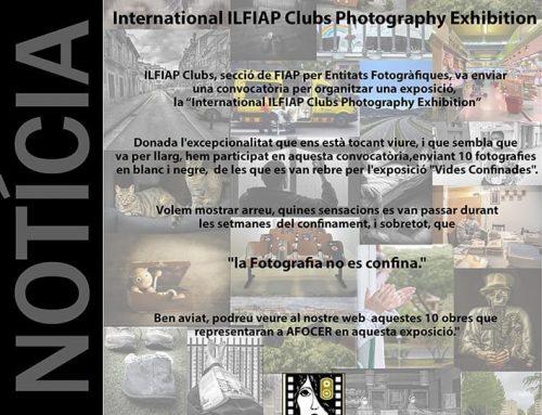 Exposició ILFIAP Clubs